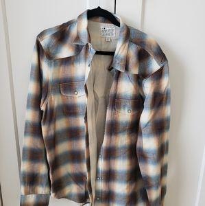 Lucky Brand shirt XL